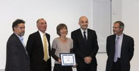 "Christine Solnon reçoit le prix ""IBM Faculty Award"""