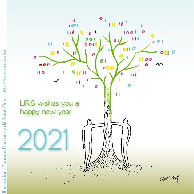 Greetings LIRIS 2021