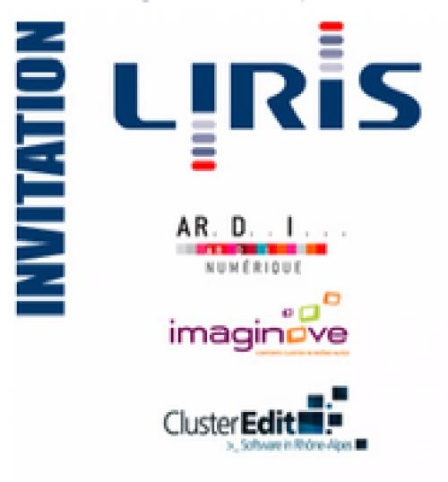 Le LIRIS à la rencontre des entreprises